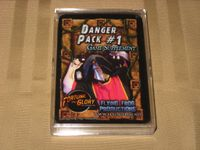 Board Game: Fortune and Glory: Danger Pack 1 Supplement