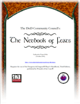 RPG Item: The Netbook of Feats #06: October 2001