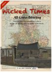 RPG Item: Wicked Times Issue #1: All Guns Blazing