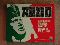 Board Game: Anzio