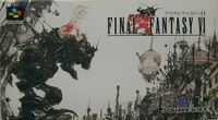 Video Game: Final Fantasy VI