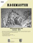 Issue: HackJournal (Issue 33 - Summer 2010)