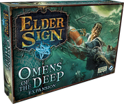 Board Game: Elder Sign: Omens of the Deep