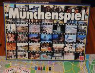 Board Game: Münchenspiel