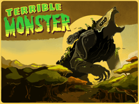 Board Game: Terrible Monster