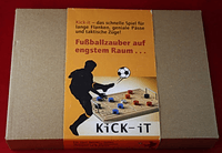 Board Game: Kick-It
