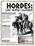 RPG Item: The Horse-Masher