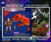 RPG Item: Space Supers #08: The Samsonoids (Supers!)