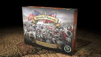 Board Game: Patriots & Redcoats