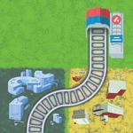 Board Game: Traintopia: Starting Tile Promo