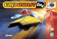 Video Game: WipeOut 64