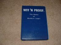 Board Game: WFF 'N PROOF