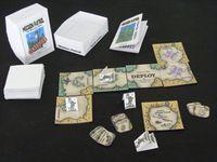 Board Game: Mission Patrol