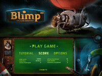 Video Game: Blimp: The Flying Adventures