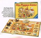 Board Game: The Puppy Game