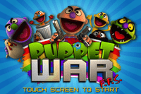 Video Game: Puppet War:FPS