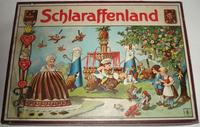 Board Game: Schlaraffenland