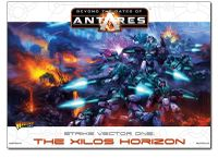 Board Game: Beyond the Gates of Antares: Strike Vector One – The Xilos Horizon