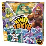 Board Game: King of Tokyo