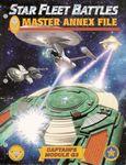 Board Game: Star Fleet Battles: Module G3 – Master Annex File