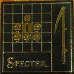 Board Game: The Duke: Specter Promo Tile