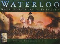 Board Game: Waterloo: Napoleon's Last Battle