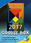 Board Game: Deutscher Spielepreis 2017 Goodie Box