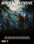 Board Game: Winter Offensive Bonus Pack #7: ASL Scenario Bonus Pack for Winter Offensive 2016