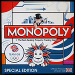 Board Game: Monopoly: Team GB