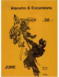 Issue: Alarums & Excursions (Issue 58 - Jun 1980)