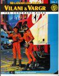 RPG Item: The MegaTraveller Alien, Volume 1: Vilani & Vargr: The Coreward Races