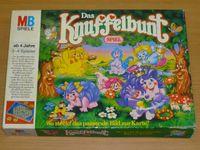 Board Game: Das Knuffelbunt-Spiel