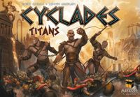 Board Game: Cyclades: Titans