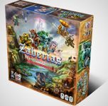 Board Game: Tribes of Zaberias: Chapter 1 – The Origin