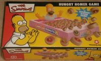 Board Game: Hungry Homer