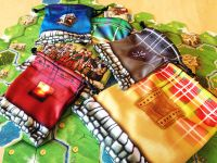 Board Game Accessory: Clans of Caledonia: Drawstring Tile Bags