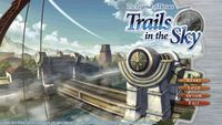 Video Game: The Legend of Heroes: Trails in the Sky