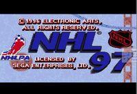 Video Game: NHL 97