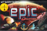 Board Game: Tiny Epic Galaxies: Deluxe Edition