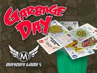 Board Game: Garbage Day!