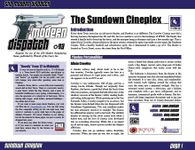 Issue: Modern Dispatch (Issue 73 - 2006)