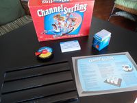 Board Game: Channel Surfing