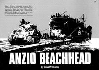 Board Game: Anzio Beachhead