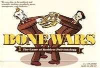 Board Game: Bone Wars: The Game of Ruthless Paleontology