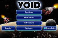 Video Game: VOID