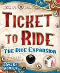 Board Game: Ticket to Ride: The Dice Expansion