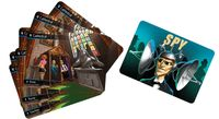 Board Game: Spyfall: Cathedral promo cards