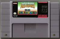 Video Game Compilation: Super Mario All-Stars / Super Mario World