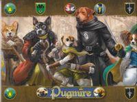 RPG Item: Pugmire GM Screen