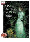 RPG Item: A Dozen Holy Books and Divine Tablets